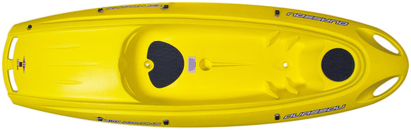 Ouassou Yellow Kayak