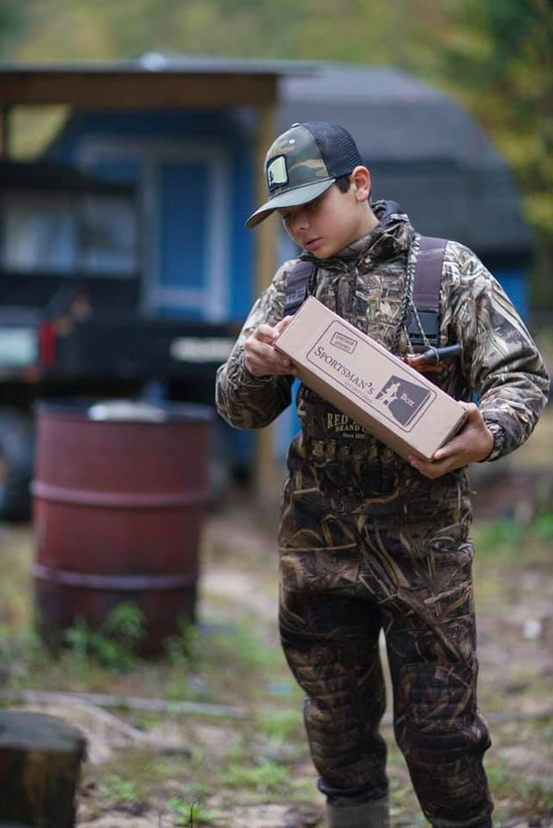 the Junior Quarterly | Sportsman's Box
