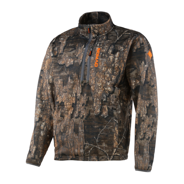 Nomad Slaysman 1/4 Zip Camo (REALTREE TIMBER)