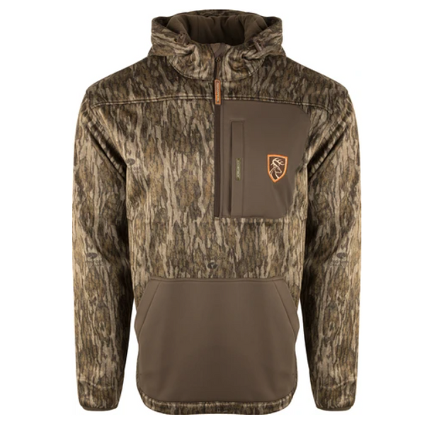 DRAKE WATERFOWL Endurance Kangaroo Pouch 1/4 Zip with Agion Active XL™