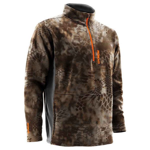 Nomad Southbounder 1/4 Zip - Breakup Country (Small)