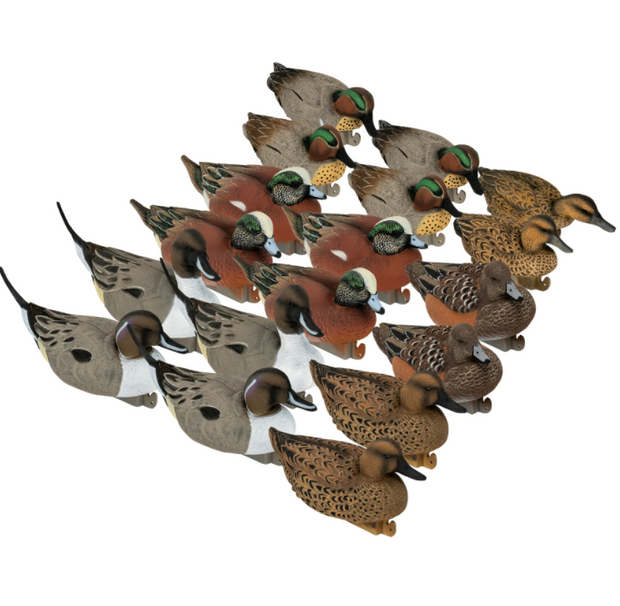 Tanglefree Flight Puddle Duck Combo 18 Pack