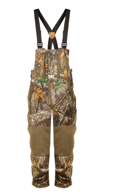 DRAKE WATERFOWL Silencer Bib with Agion Active XL™