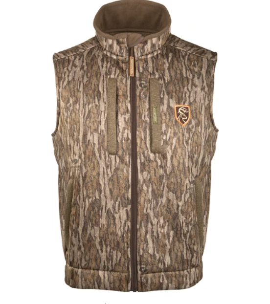 DRAKE WATERFOWL Silencer Vest with Agion Active XL®