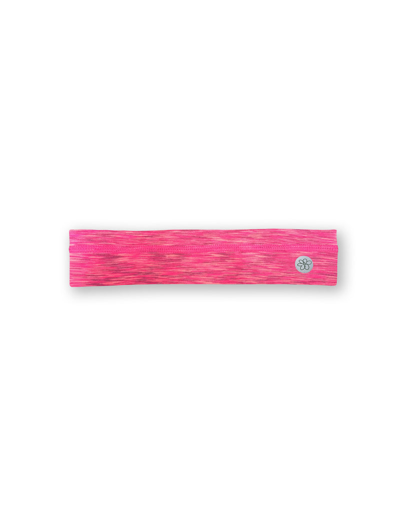GIRLS HOT PINK SPACE DYE HEADBAND