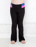 GIRLS 2-6 YOGA PANT