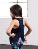 GIRLS 2-6 OPEN BACK TANK