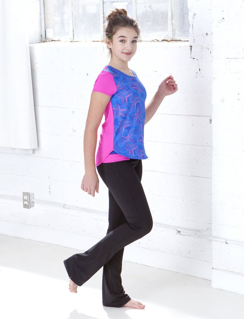 GIRLS ACTIVE TEE