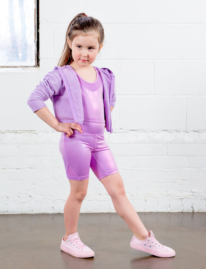 GIRLS 2-6 RHYTHMIC LEOTARD