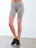 LADIES ASYMMETRICAL CUT AND SEW LEGGING