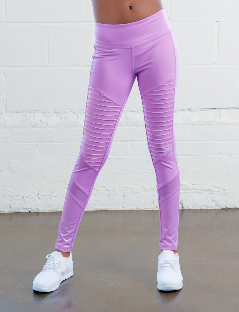 GIRLS MOTO LEGGING