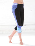 LADIES CUT AND SEW CAPRI LEGGING