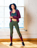LADIES CUT AND SEW LEGGINGS