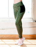 LADIES SIDE POCKET LEGGING