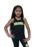GIRLS RACERBACK TANK