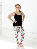 GIRLS 2-6 PRINTED LEGGING