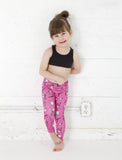 INFANT GIRLS PRINTED LEGGING