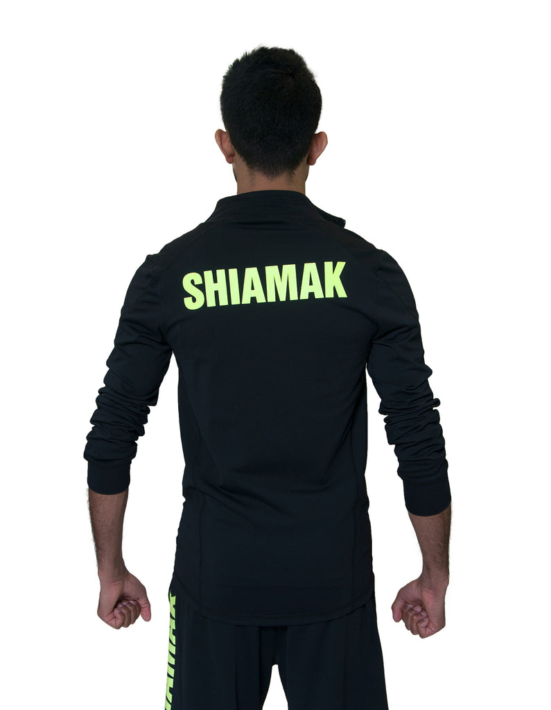 MENS SIGNATURE SHIAMAK JACKET