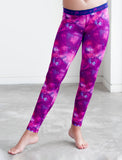 GIRLS ELASTIC WAIST LEGGING