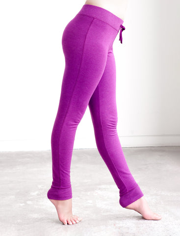 GIRLS STRETCH COTTON JOGGERS