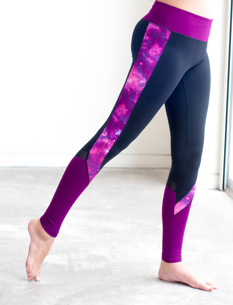 GIRLS CUT AND SEW LEGGINGS