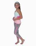GIRLS RETRO CAPRI LEGGINGS