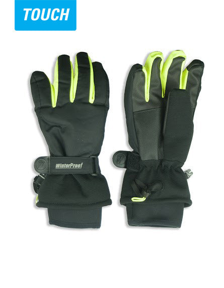 BOYS 7-16 TOUCH CAPABLE SKI GLOVE