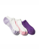 GIRLS 3 PACK ANKLE SPORT SOCKS