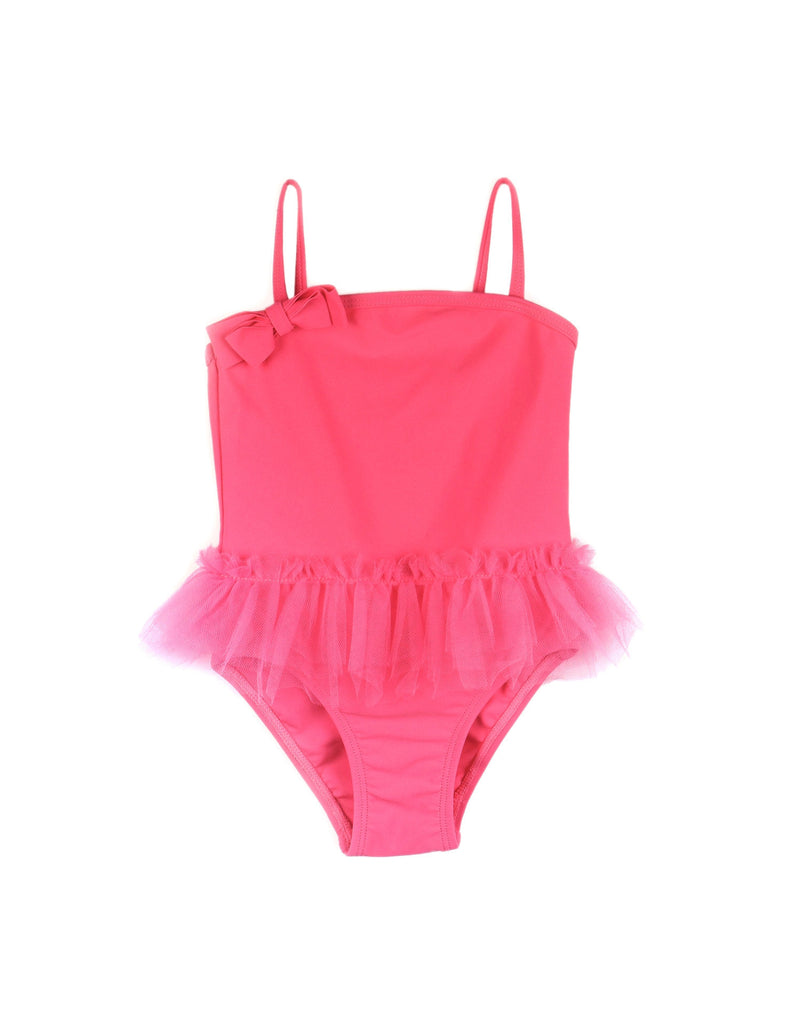 INFANT GIRLS TULLE SKIRT ONE-PIECE