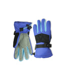 GIRL'S 4-16 SKI GLOVE W/ DEBOSSED SNOWFLAKE DETAIL