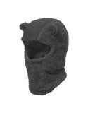 BOYS 2-6X PLUSH BALACLAVA W. EARS