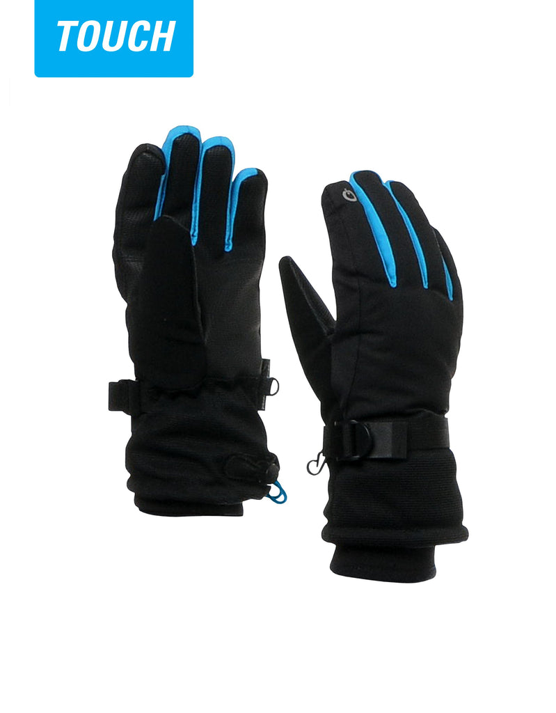 BOYS 4-16 TOUCH TECH GLOVE