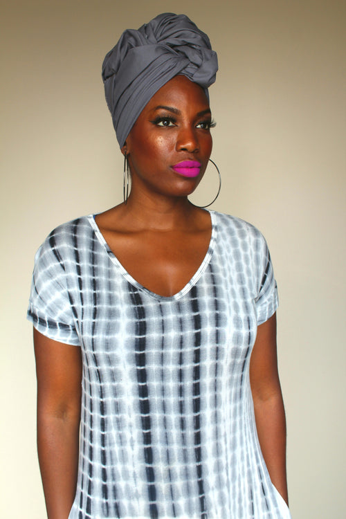 London Fog Head Wrap