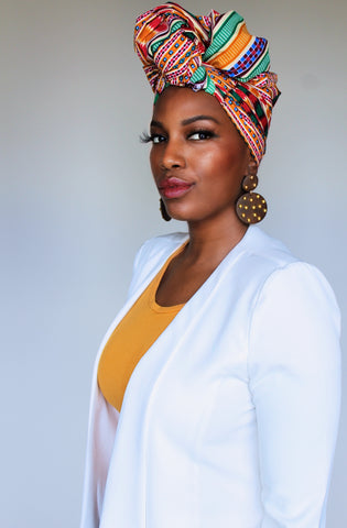 Boss Moves Head Wrap