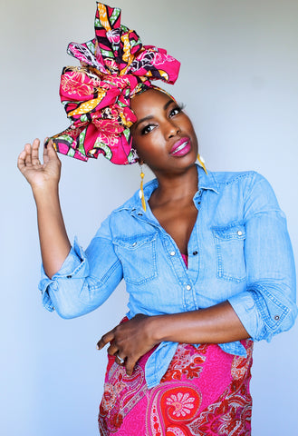 The Flirt Head Wrap