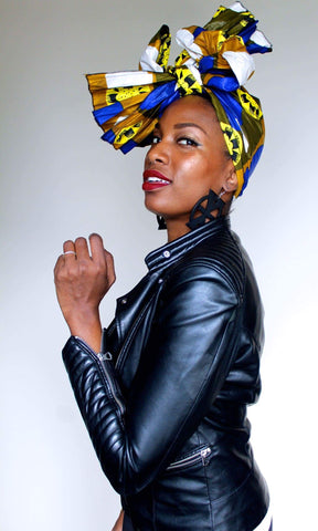 Oakland Standup Head Wrap
