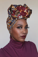 WELL-being Head Wrap