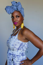 Divine Denim II Head wrap