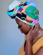 Phenomenal Women Head Wrap (Summer Edition)