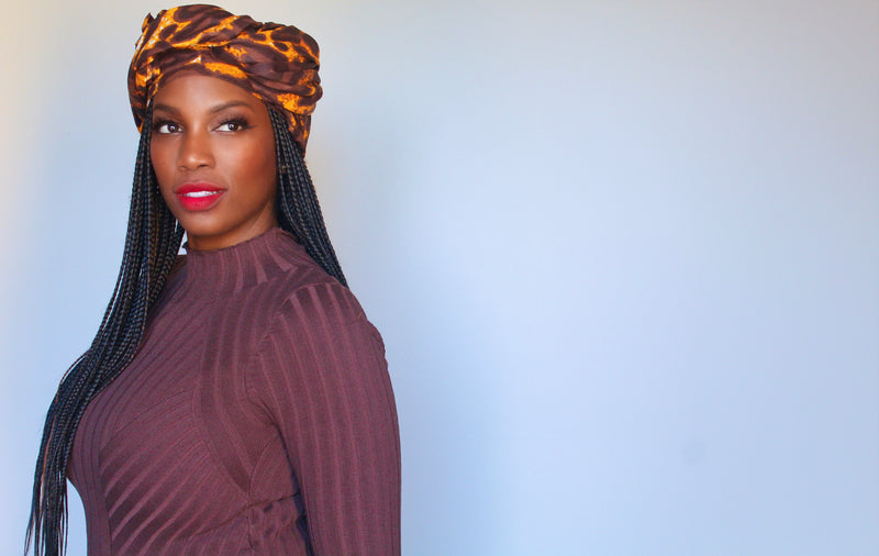 Royal Instincts Head Wrap