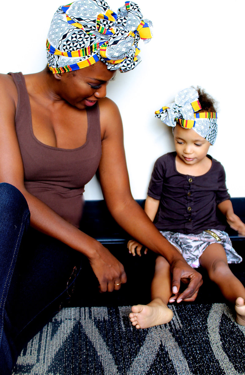 Eclectic Soul Mommie and Me Set
