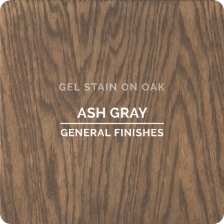 Ash Gray Gel Stain Pint