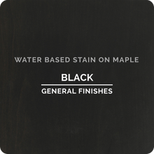 Black Water Based Stain Pint