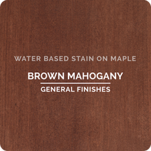 Brown Mahogany Water Based Stain Pint