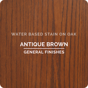 Antique Brown Water Base Stain Pint