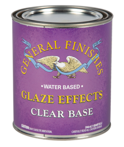 Clear Base Glaze Effects Pint