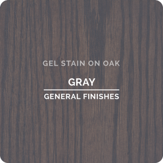 Gray Gel Stain 1/2 Pint