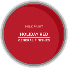 Holiday Red Quart