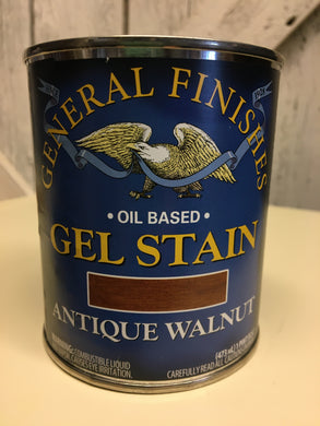 Antique Walnut Gel Stain Pint