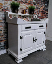 Paul Vintage Dry Sink/Coffee Bar